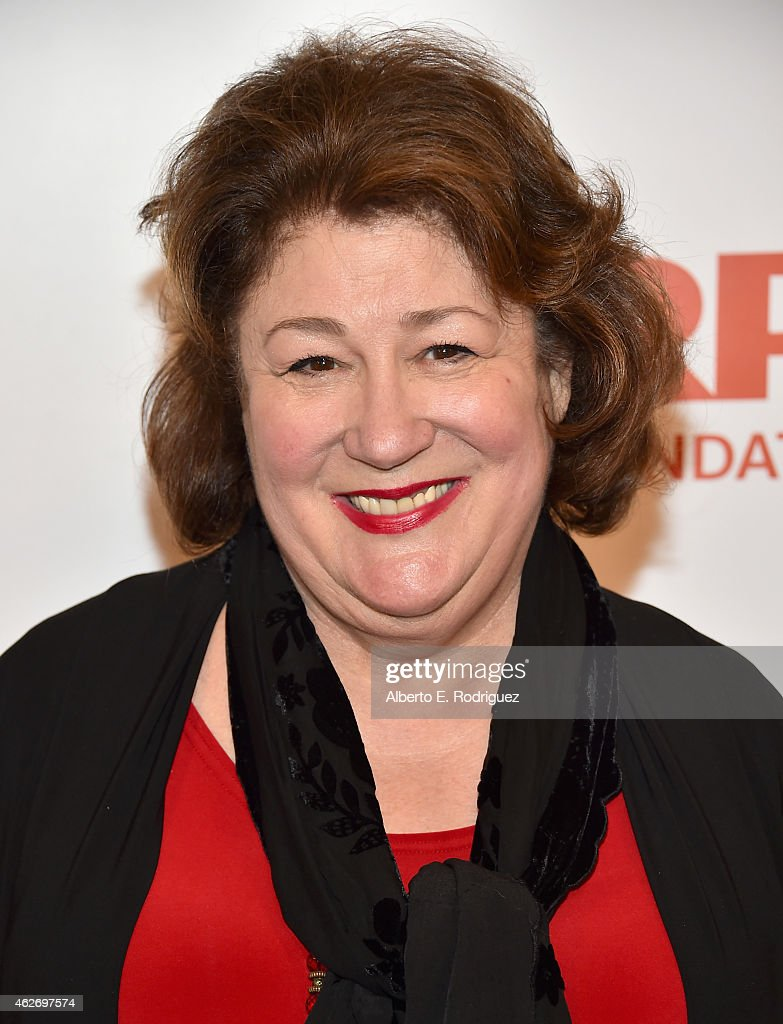Actress <a gi-track='captionPersonalityLinkClicked' href=/galleries/search?phrase=Margo+Martindale&family=editorial&specificpeople=2649306 ng-click='$event.stopPropagation()'>Margo Martindale</a> arrives to AARP The Magazine's 14th Annual Movies For Grownups Awards Gala at the Beverly Wilshire Four Seasons Hotel on February 2, 2015 in Beverly Hills, California.