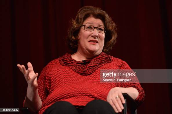 Actress Margo Martindale attend a QA session following a screening of The Weinstein Co's 'August Osage County' at the DGA Theater on January 5 2014...