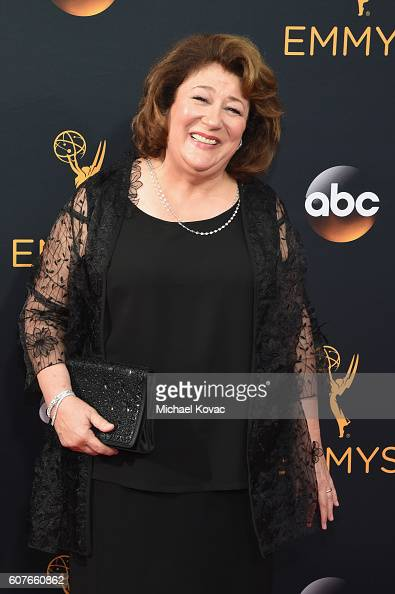 Actress Margo Martindale attends 68th Annual Primetime Emmy Awards at Microsoft Theater on September 18 2016 in Los Angeles California