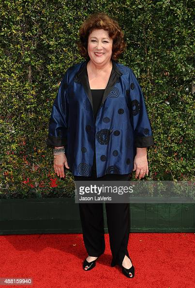 Actress Margo Martindale attends the 2015 Creative Arts Emmy Awards at Microsoft Theater on September 12 2015 in Los Angeles California