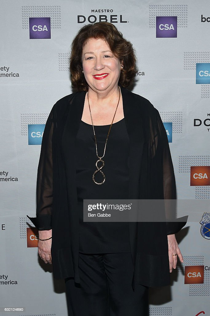 Actress Margo Martindale attends the 32nd Annual Artios Awards at Stage 48 on January 19, 2017 in New York City.
