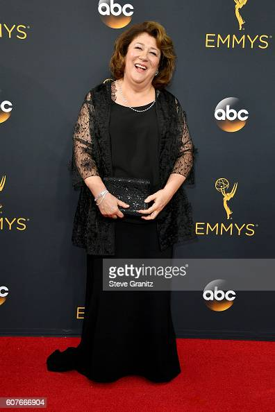 Actress Margo Martindale attends the 68th Annual Primetime Emmy Awards at Microsoft Theater on September 18 2016 in Los Angeles California