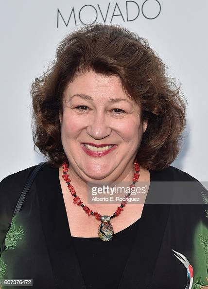 Actress Margo Martindale attends the Vanity and FX Annual Primetime Emmy Nominations Party at Craft Restaurant on September 17 2016 in Beverly Hills...