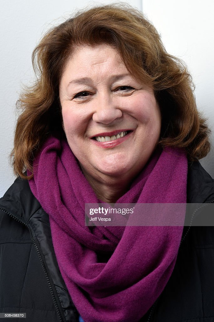 Actress <a gi-track='captionPersonalityLinkClicked' href=/galleries/search?phrase=Margo+Martindale&family=editorial&specificpeople=2649306 ng-click='$event.stopPropagation()'>Margo Martindale</a> from the film 'Sophie and the Rising Sun' poses for a portrait during the WireImage Portrait Studio hosted by Eddie Bauer at Village at The Lift on January 23, 2016 in Park City, Utah.