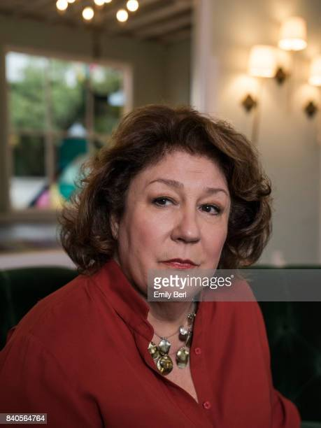 Actress Margo Martindale of 'Sneaky Pete' is photographed for The Hollywood Reporter on January 5 2017 in Los Angeles California