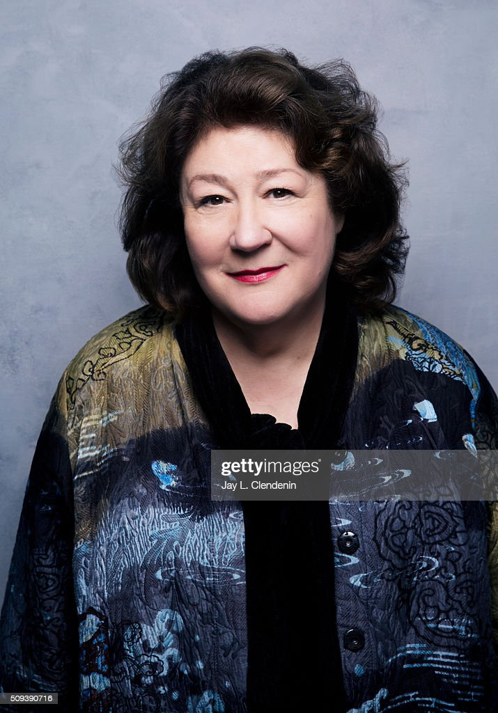 Actress <a gi-track='captionPersonalityLinkClicked' href=/galleries/search?phrase=Margo+Martindale&family=editorial&specificpeople=2649306 ng-click='$event.stopPropagation()'>Margo Martindale</a> of 'The Hollars' poses for a portrait at the 2016 Sundance Film Festival on January 24, 2016 in Park City, Utah.