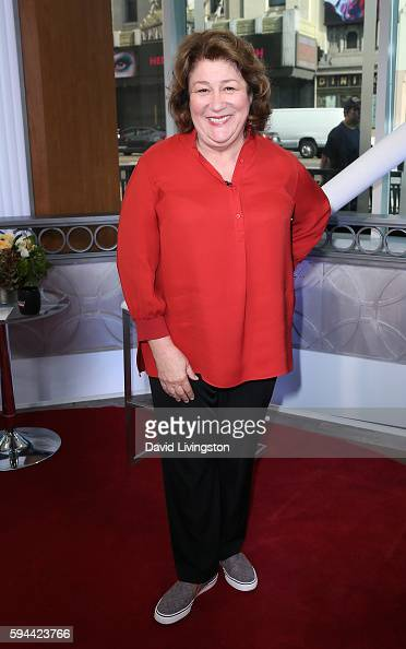 Actress Margo Martindale visits Hollywood Today Live at W Hollywood on August 23 2016 in Hollywood California