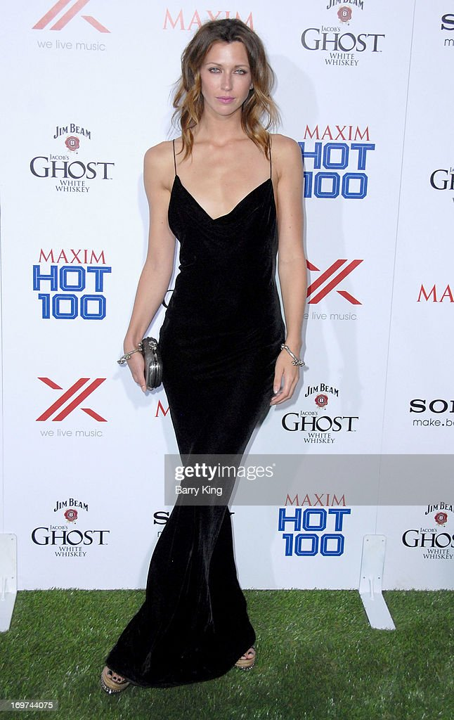 Actress <a gi-track='captionPersonalityLinkClicked' href=/galleries/search?phrase=Margo+Stilley&family=editorial&specificpeople=210633 ng-click='$event.stopPropagation()'>Margo Stilley</a> arrives at the Maxim 2013 Hot 100 Party held at Create on May 15, 2013 in Hollywood, California.