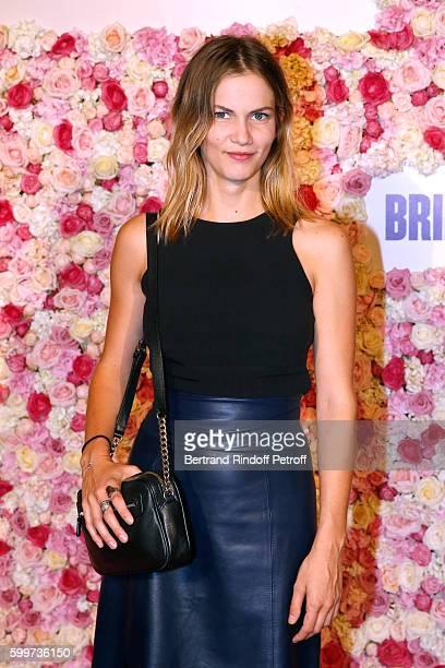 Actress Margot Bancilhon attend the 'Bridget Jones Baby' Paris Premiere Held at Cinema Le Grand Rex on September 6 2016 in Paris France