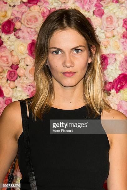 Actress Margot Bancilhon attends the 'Bridget Jones Baby' Paris Premiere at Le Grand Rex on September 6 2016 in Paris France