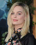 Actress Margot Robbie arrives at the Los Angeles Premiere 'The Legend Of Tarzan' at TCL Chinese Theatre on June 27 2016 in Hollywood California