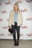 Actress Margot Robbie attends Sabra Hummus Kickoff Party Sundance 2015 Park City on January 23 2015 in Park City Utah