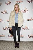 Actress Margot Robbie attends Sabra Hummus Kickoff Party Sundance 2015 Park City on January 23 2015 in Park City Utah