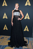 Actress Margot Robbie attends the Academy Of Motion Picture Arts And Sciences' Scientific And Technical Awards Ceremony at the Beverly Wilshire Four...
