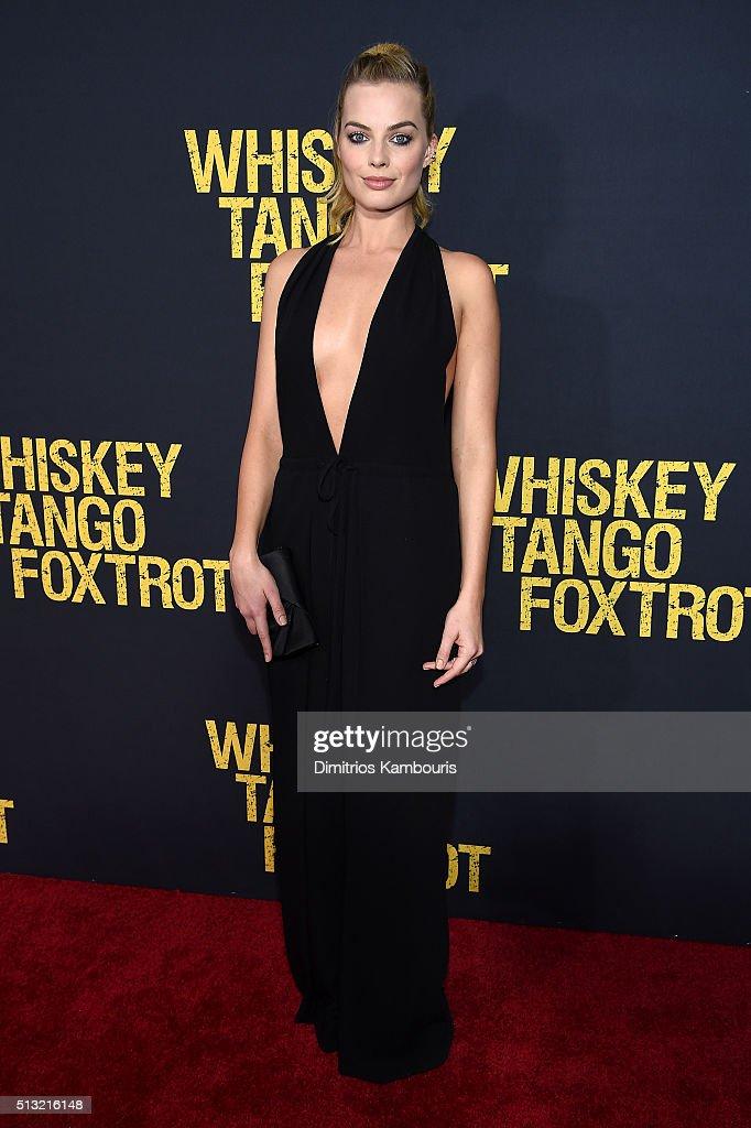 """Whiskey Tango Foxtrot"" World Premiere - Arrivals"