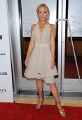 Actress Maria Bello arrives at the Los Angeles premiere of 'Third Person' at Pickford Center for Motion Study on June 9 2014 in Hollywood California