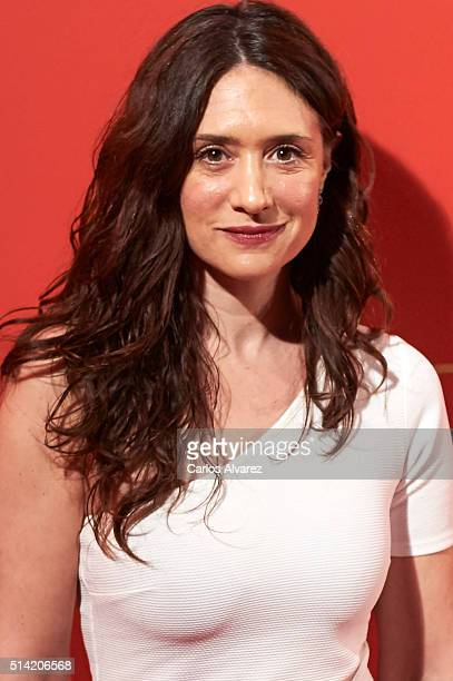 Actress Maria Botto attends the Fotogramas Awards 2015 at the Joy Eslava Club on March 7 2016 in Madrid Spain