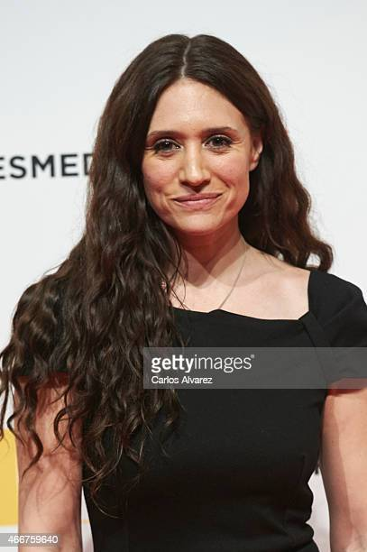 Actress Maria Botto attends the Malaga Film Festival cocktail presentation at Circulo de Bellas Artes on March 18 2015 in Madrid Spain