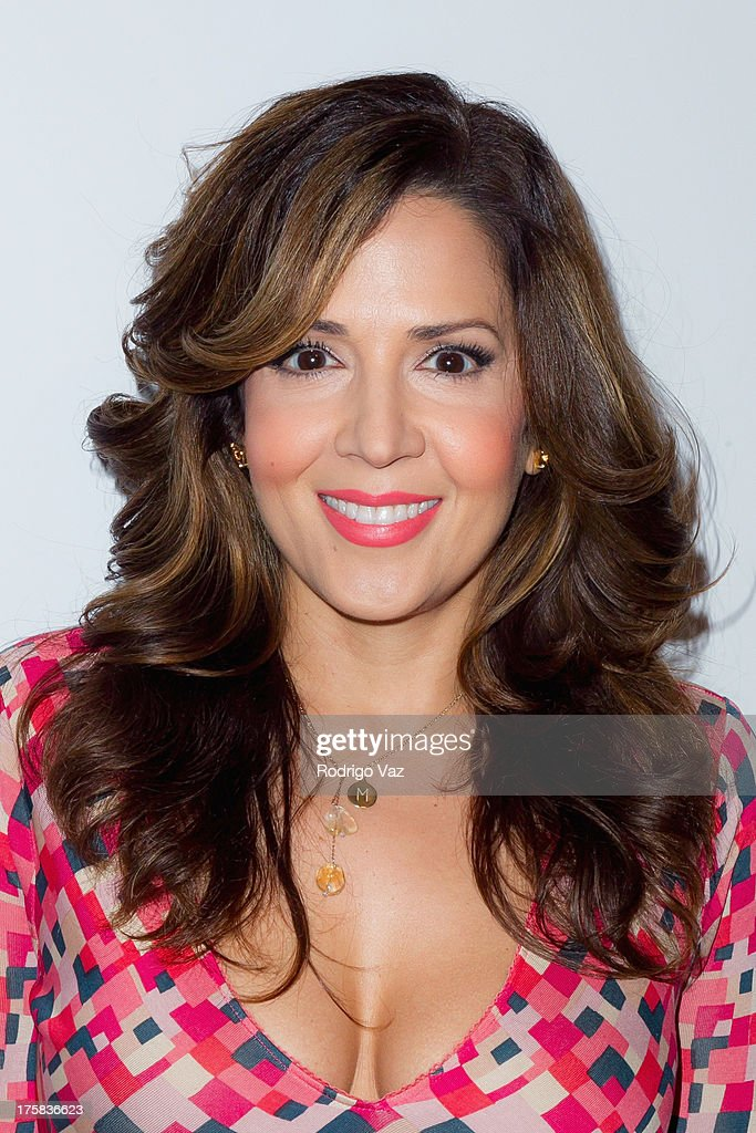 Actress <a gi-track='captionPersonalityLinkClicked' href=/galleries/search?phrase=Maria+Canals-Barrera&family=editorial&specificpeople=5397881 ng-click='$event.stopPropagation()'>Maria Canals-Barrera</a> attends 'From One Second To The Next' Los Angeles Special Screening at SilverScreen Theater at the Pacific Design Center on August 8, 2013 in West Hollywood, California.