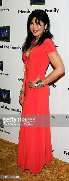 Actress Maria Conchita Alonso arrives at the Friends of the Family's 11th Annual Family Matters Benefit and Celebration held at the Beverly Wilshire...