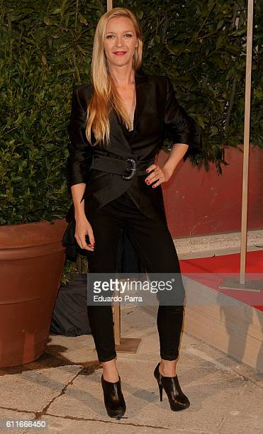 Actress Maria Esteve attends the Florida Park Retiro opening party at Florida Park Retiro on September 30 2016 in Madrid Spain