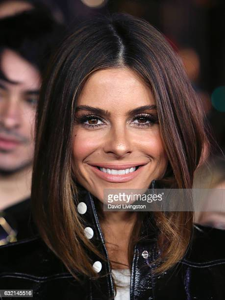 Actress Maria Menounos attends the premiere of Paramount Pictures' 'xXx Return of Xander Cage' at TCL Chinese Theatre IMAX on January 19 2017 in...