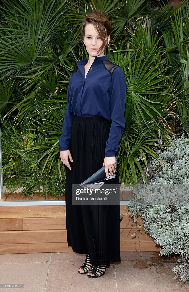 Actress Maria Roveran attends Premio Kineo Photocall during the 70th Venice International Film Festival at Terrazza Maserati on September 1, 2013 in Venice, Italy.