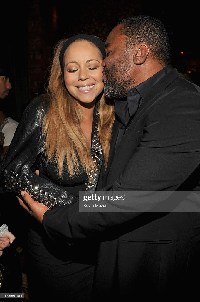 Actress <a gi-track='captionPersonalityLinkClicked' href=/galleries/search?phrase=Mariah+Carey&family=editorial&specificpeople=171647 ng-click='$event.stopPropagation()'>Mariah Carey</a> (L) and director <a gi-track='captionPersonalityLinkClicked' href=/galleries/search?phrase=Lee+Daniels&family=editorial&specificpeople=209078 ng-click='$event.stopPropagation()'>Lee Daniels</a> attend <a gi-track='captionPersonalityLinkClicked' href=/galleries/search?phrase=Lee+Daniels&family=editorial&specificpeople=209078 ng-click='$event.stopPropagation()'>Lee Daniels</a>' 'The Butler' New York premiere, hosted by TWC, DeLeon Tequila and Samsung Galaxy on August 5, 2013 in New York City.