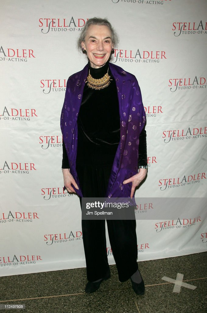 Actress <a gi-track='captionPersonalityLinkClicked' href=/galleries/search?phrase=Marian+Seldes&family=editorial&specificpeople=582822 ng-click='$event.stopPropagation()'>Marian Seldes</a> arrives at the 4th Annual Stella by Starlight Gala Benefit Honoring <a gi-track='captionPersonalityLinkClicked' href=/galleries/search?phrase=Martin+Sheen&family=editorial&specificpeople=203224 ng-click='$event.stopPropagation()'>Martin Sheen</a> at Chipriani 23rd st on March 17, 2008 in New York City.