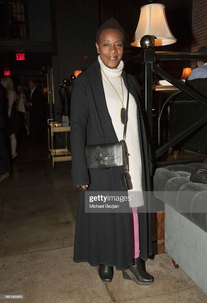 Actress Marianne Jean Baptiste attends Songs Of Hope Event Benefiting The Somaly Mam Foundation on October 17, 2013 in Hollywood, California.