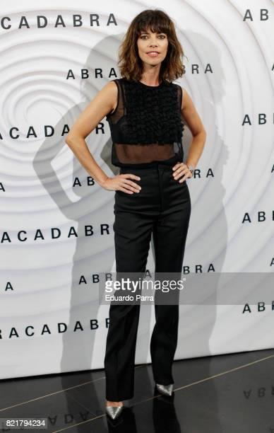 Actress Maribel Verdu attends the 'Abracadabra' premiere at Palacio de la Prensa cinema on July 24 2017 in Madrid Spain