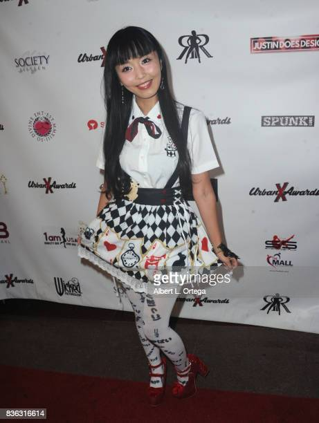 Actress Marica Hase arrives for the 6th Urban X Awards held at Stars On Brand on August 20 2017 in Glendale California