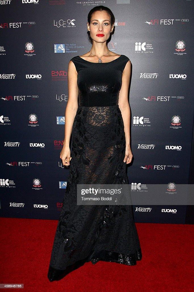 American Cinematheque Film Series Cinema Italian Style Opening Night Gala