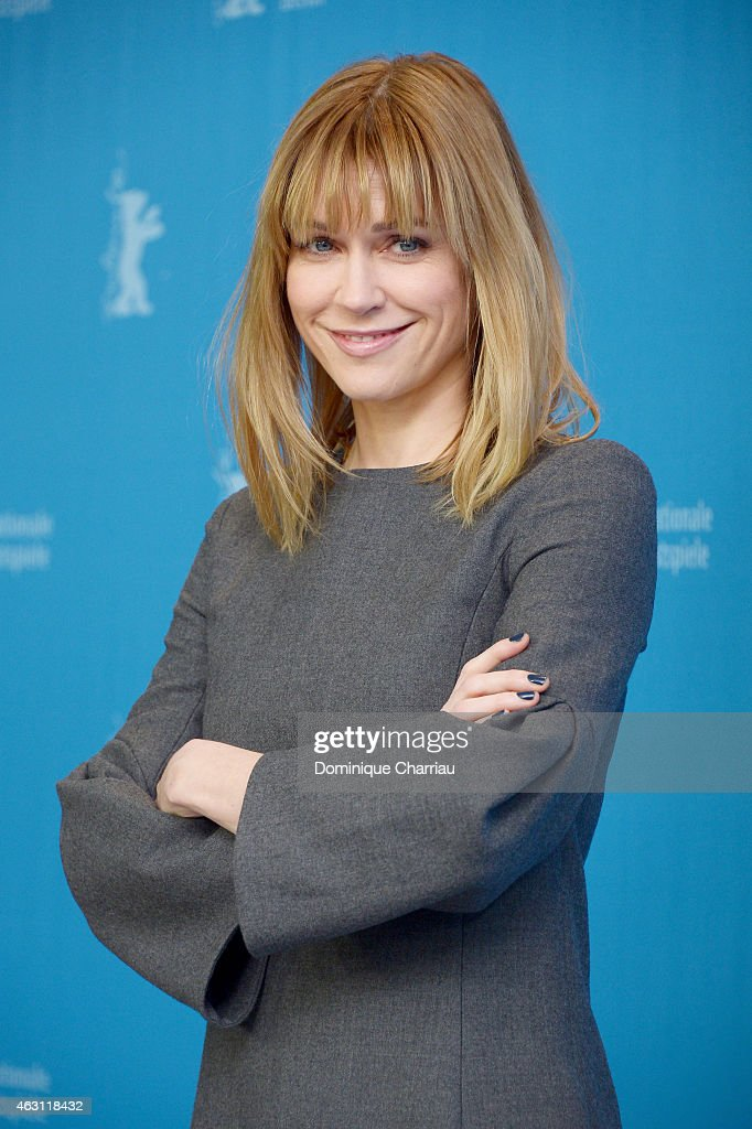 Actress Marie Josee Croze attends the 'Every Thing Will Be Fine' photocall during the 65th Berlinale International Film Festival at Grand Hyatt Hotel...
