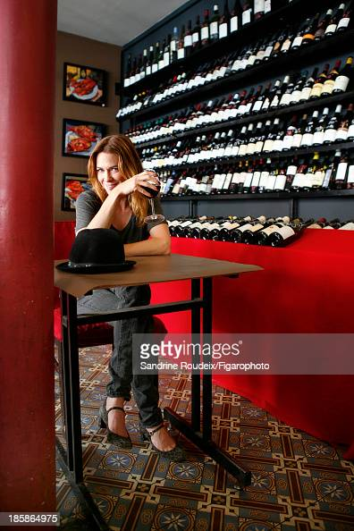 107448002 Actress MarieJosee Croze is photographed for Madame Figaro on July 22 2013 in Paris France PUBLISHED IMAGE CREDIT MUST READ Sandrine...