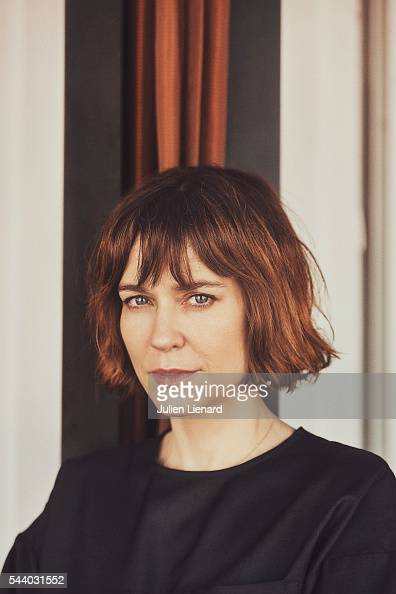 Actress MarieJosee Croze is photographed for Self Assignment on June 11 2016 in Cabourg France