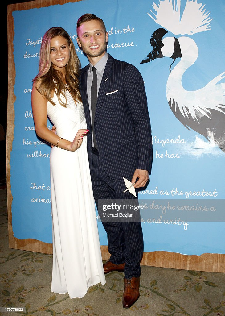 Actress Marielle Jaffe (L) and Generosity Water CEO Jordan Wagner attend Generosity Water presents the 5th Annual Night Of Generosity at Beverly Hills Hotel on September 6, 2013 in Beverly Hills, California.