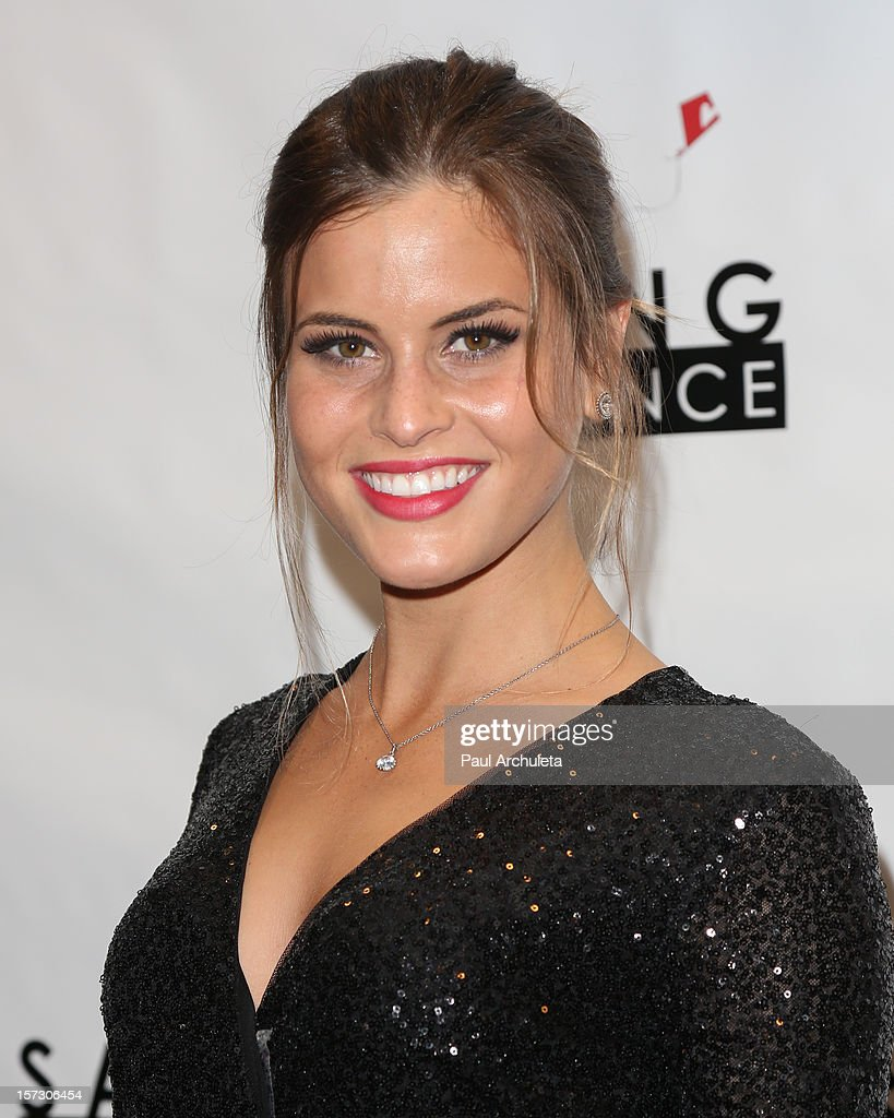 Actress Marielle Jaffe attends the 'Hope...Pass It On' Gala at the Sofitel Hotel on December 1, 2012 in Los Angeles, California.