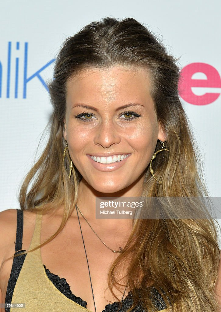 Actress Marielle Jaffe attends the Unlikely Heroes Red Carpet Spring Benefit held at SupperClub Los Angeles on March 20, 2014 in Los Angeles, California.