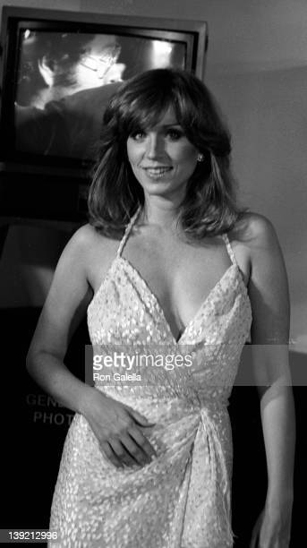 Actress Marilu Henner attends 33rd Annual Primetime Emmy Awards on September 13 1981 at the Pasadena Civic Auditorium in Pasadena California