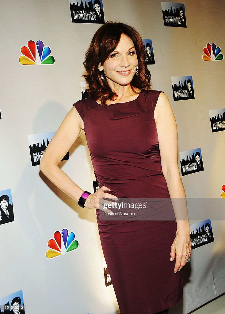 Actress Marilu Henner attends the 'Celebrity Apprentice All Stars' Season 13 Press Conference at Jack Studios on October 12, 2012 in New York City.