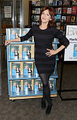 Actress Marilu Henner signs copies of her new book 'Changing Normal How I Helped My Husband Beat Cancer' at Barnes Noble 86th Lexington on April 27...