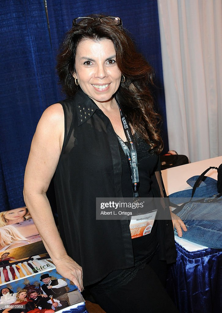 Actress Marilyn Ghigliotti attends WonderCon Anaheim 2014 - Day 3 held at Anaheim Convention Center on April 20, 2014 in Anaheim, California.