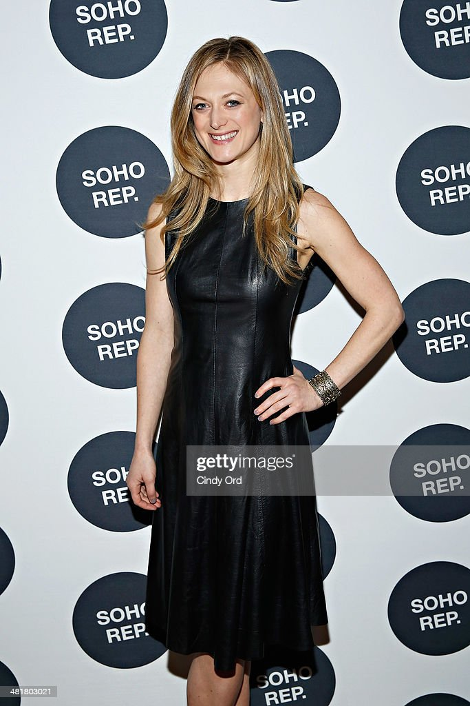 Actress Marin Ireland attends Soho Rep's 2014 Spring Fete at The Angel Orensanz Foundation on March 31, 2014 in New York City.