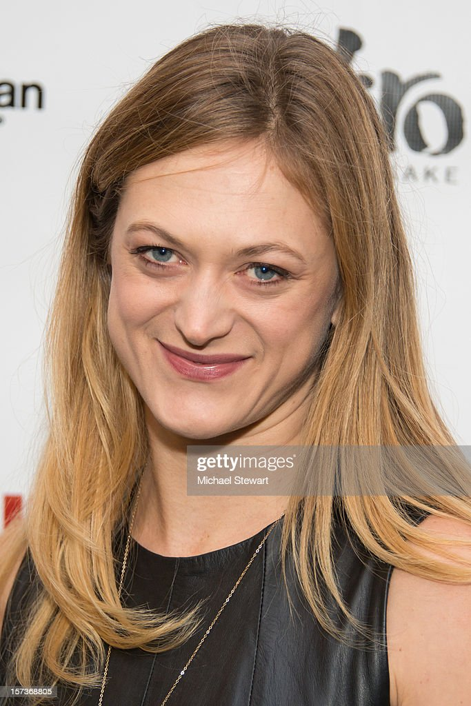 Actress Marin Ireland attends 'The Anarchist' Broadway Opening Night at John Golden Theatre on December 2, 2012 in New York City.
