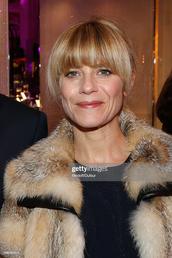 Actress <a gi-track='captionPersonalityLinkClicked' href=/galleries/search?phrase=Marina+Fois&family=editorial&specificpeople=760498 ng-click='$event.stopPropagation()'>Marina Fois</a> attends the Galeries Lafayette 100th Anniversary Bal on December 12, 2012 in Paris, France.