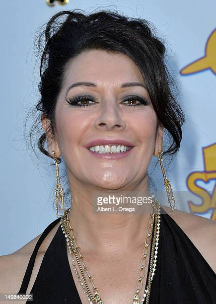Actress Marina Sirtis at the 38th Annual Saturn Awards Presented By The Academy Of Science Fiction Fantasy Horror Films held at Castaways on July 26...