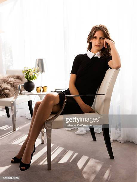 Actress Marine Vacth is photographed for Vanity Fair Italy in Cannes France