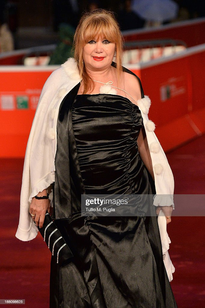 Actress Marioara Dadiloveanu attends the 'Fuoristrada' Premiere during The 8th Rome Film Festival at Auditorium Parco Della Musica on November 15, 2013 in Rome, Italy.