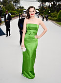 Actress Marion Cotillard attends amfAR's 22nd Cinema Against AIDS Gala Presented By Bold Films And Harry Winston at Hotel du CapEdenRoc on May 21
